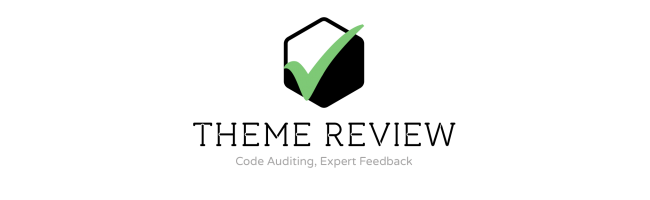 Theme Review - Code auditing, Expert feedback