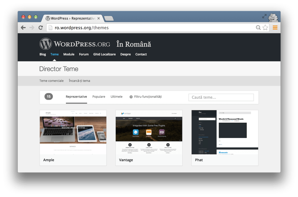 WordPress.org is Testing International Theme and Plugin Directories